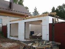 Строительство гаражей под ключ. Таштагольские строители.