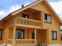 строительство домов из бруса Таштагол