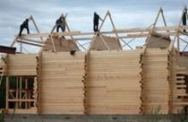 строительство домов из бруса в Таштаголе