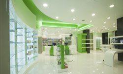 Отделка аптек в Таштаголе