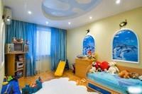 Отделка детской комнаты в Таштаголе