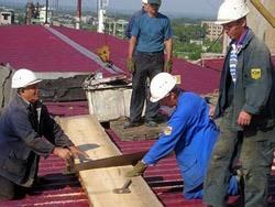 Ремонт крыш в Таштаголе. Строительство и отделка кровли. Кровельные работы в Таштаголе. Отделка